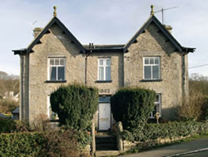 Plumtree House Bed and Breakfast in Brigsteer near Kendal, Lake District.